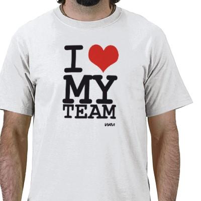 Nieuwe team ambitie realiseren
