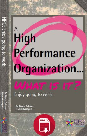 download A High Performance Organization - what is it for free